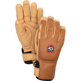 Hestra Ergo Grip Incline Handsker, brun/gul